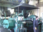 Engineering, Reconstruction of mixer line, Kolubara Univerzal Contitech factory, roller mills